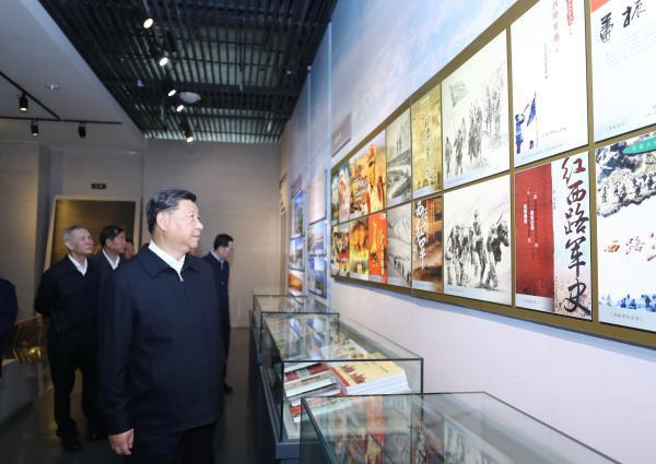 中国工农红军西路军纪念馆,藏着一段感天动地的革命历史
